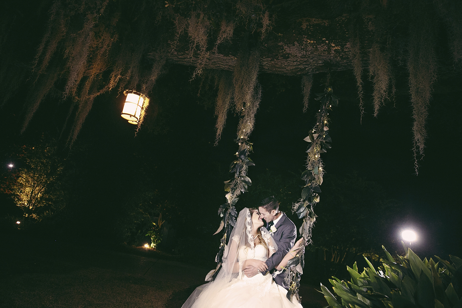 New Orleans Wedding at Southern Oaks Plantation, Featured in Southern Bride.