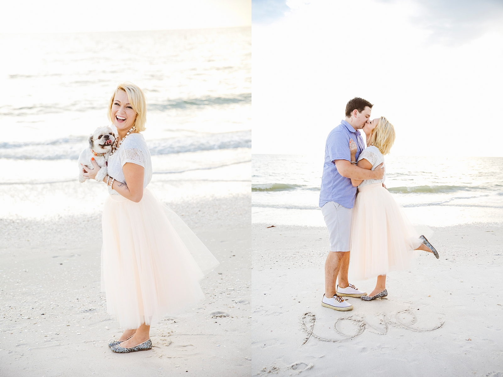 Engagement Session done in Naples Florida. I love doing destination weddings! This location was on gulf on mexico, with stunning beaches and beautiful sunsets.